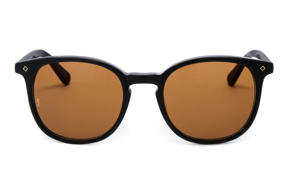 WL_Collection_Barstow-Glossblack_Bronze-Front